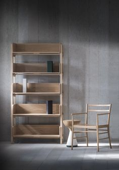 Lombard Shelving by Pinch Design