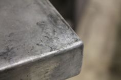 Use Zinc Solution to add vintage-style patina to new galvanized metal