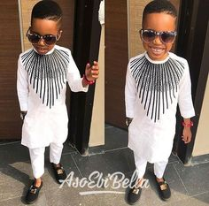I adore latest african fashion look 8559086957 Nigerian Men Fashion, African Fashion Ankara, Latest African Fashion Dresses, African Print Fashion, Africa Fashion, Baby African Clothes, African Dresses For Kids, African Wear Dresses, African Attire