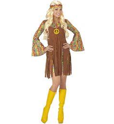 Comprar Disfraz adulto Hippie Vintage.