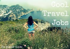Travel Guide Jobs