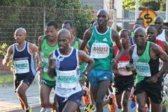 David Gatebe OMTOM2013 winner, followed closely by Nicksen Kipketer, Collen Makaza and Munya Jari