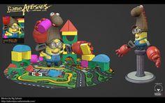 Game-Ready Art ! :3D Print Miniature Artist