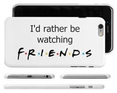 FRIENDS TV Show Inspired iPhone 4 5 6 Plus Samsung Galaxy S3 S4 S5 Phone Case