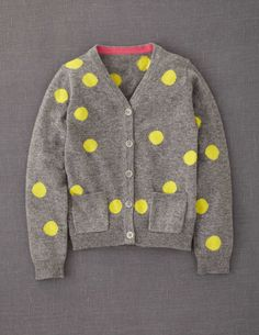 """Cardigan im Mustermix by """"mini boden"""""""