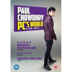http://ift.tt/2dNUwca | Paul Chowdhry - Pc's World DVD | #Movies #film #trailers #blu-ray #dvd #tv #Comedy #Action #Adventure #Classics online movies watch movies  tv shows Science Fiction Kids & Family Mystery Thrillers #Romance film review movie reviews movies reviews