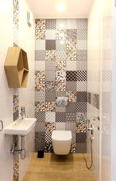 10 Luxurious and Modern Farmhouse Bathroom Tile as Desirable Choice 10 Luxurious and Modern Farmhouse Bathroom Tile as Desirable Choice - GoodNewsArchitecture Bathroom Tile Designs, Bathroom Design Small, Bathroom Interior Design, Interior Ideas, Bath Design, Modern Interior, Bathroom Ideas, Shower Ideas, Wc Decoration