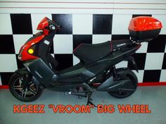 "2014 KGEEZ ""VROOM BIG WHEEL""CRAZY CHRISTMAS BLOWOUT !!"