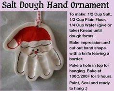 Fun ornament craft!