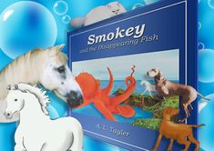 Read this delightful story Smokey and the Disappearing Fish by A.L.Tayler and find out if Smokey can solve the mystery!
