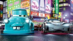 Lightning Mcqueen and Mater Fun Video For KIDS