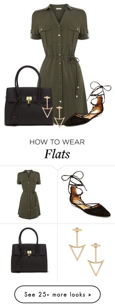 """""""Teacher Attire: Outfit 11"""" by vanessa-bohlmann on Polyvore featuring Steve Madden"""