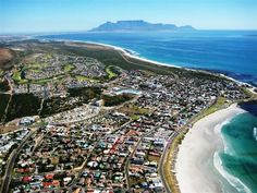 Top 5 Beaches of Cape Town I Want To Travel, Best Places To Travel, Places To Visit, Heart Place, Atlantic Beach, Cape Town South Africa, Table Mountain, Travel Goals, The Good Place