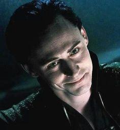 Tom Hiddleston ...LOKI