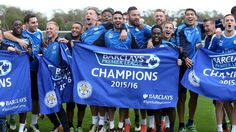 Leicester City is the winner of the English Premier League. Hope you win the Champions League 2017