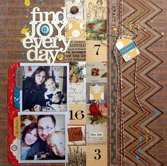 Created by Briana Johnson using the December Mercantile kit!