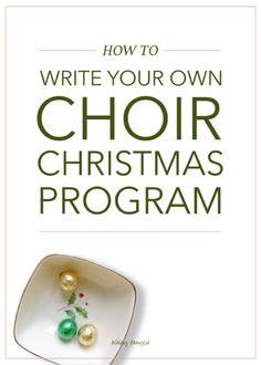 write a christmas song generator