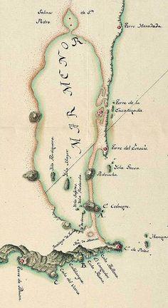 Mapa antiguo de la Manga. Junto a la torre de la Encañizada, en el norte de la Manga, hubo una pequeña ermita cuyo mantenimiento corría a cargo del Concejo de Murcia. La presencia de esta se justificaba por ....