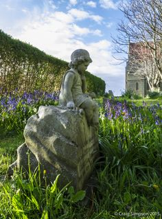 St. Mary the Virgin, Walney Island, Barrow in Furness, Cumbria, England. 3rd May 2015.