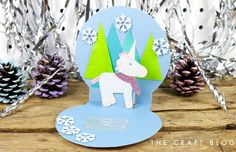 Card Shape of the Month – Pop-Up Un... | The Craft Blog