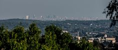 ...the city of Milan viewed from the town of Varese in the north of Italy.....