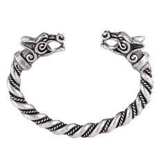 Fenrir Viking Metal, Vikings, Thor, Viking Shop, Bracelet Viking, Bangle Bracelets, Bangles, Tattoos, Shopping