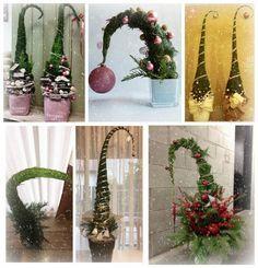 karácsony grincsfa manófa DIY Christmas Pine Cones, Christmas Planters, Easy Christmas Crafts, Christmas Wreaths, Christmas Ornaments, Natural Christmas, Simple Christmas, Winter Christmas, Grinch Trees