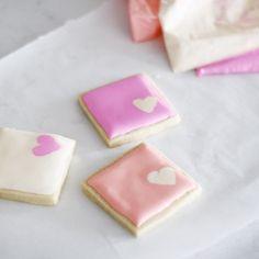 Valentine's Sugar Cookie DIY