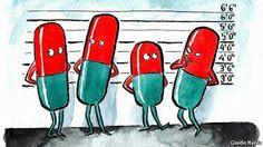 Brazil Sales Force Effectiveness: Cartoon - Suspeito