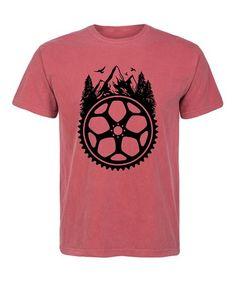 Love this Red Mountain Bike Gear Tee - Men on #zulily! #zulilyfinds