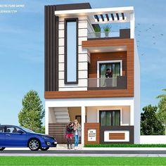 House Balcony Design, House Outer Design, House Main Gates Design, 3 Storey House Design, House Outside Design, Bungalow House Design, House Front Design, Small House Design, Modern Bungalow