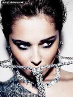 Stylist Magazine March Cheryl Cole
