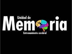 Unidad de Memoria Entrenamiento Cerebral