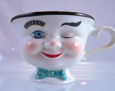 Bailey's Cup, Bailey's Winking Cup, Bailey's Yum Cup,  Limited Edition Cup. $8.75, via Etsy.
