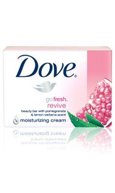<3 scents of pomegranate and lemon verbena <3