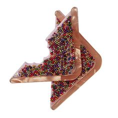 """Erstwilder Limited Edition Hundreds and Thousands Brooch. """"Truth be told we could give you hundreds (and thousands) of reasons to have a picnic but this right here might be the best of the bunch."""""""