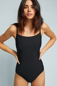 Discover new one-piece swimsuits at Anthropologie. Shop one piece bathing suits from brands like Seafolly, Solid & Striped and more. Fun One Piece Swimsuit, Cute One Piece Swimsuits, Black Swimsuit, Two Piece Bikini, Swimsuits For Tweens, Women Swimsuits, Women's Plus Size Swimwear, Plus Size Bikini, Anthropologie