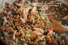 Chicken and Lentil Soup