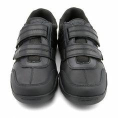 Quarry, Black Leather Riptape Boys School Shoes http://www.startriteshoes.com/boys-shoes/school-shoes/quarry-black
