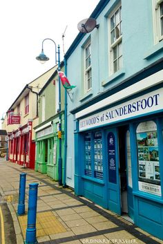 8 Places You Must Visit on the Coast of Wales - Saundersfoot