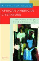 The Norton Anthology of African American Literature !!