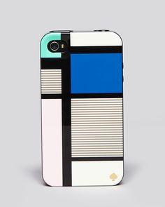 kate spade new york iPhone 4 Case - Mondrian