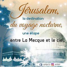 Jérusalem ✨ #APBIF Nocturne, Al Isra Wal Miraj, Destinations, Ciel, Movies, Movie Posters, Travel, Film Poster, Films