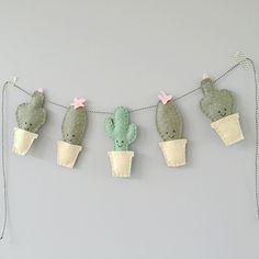 Cactus Garland - Mijnwebwinkel.nl