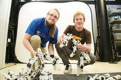 La conquista del espacio puede pasar por robots que imprimen en 3D a otros robots para superar nuevos desafíos