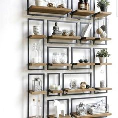Astonishing Cool Tips: Floating Shelf Bedside long floating shelves cabinets.Floating Shelf Placement Sinks floating shelves different sizes glasses.Floating Shelves Over Toilet Light Fixtures. More from my Rustic Industrial Wood Pipe Shelf Interior Design Living Room Warm, Room Interior, Interior Office, Interior Photo, Kitchen Interior, Long Floating Shelves, Floating Cabinets, Floating Bookshelves, Home And Deco