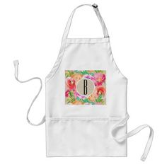 Funny Animal Cooking Beware Crazy Penguin Girl Chefs Apron