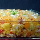 Mexican Cornbread Salad Recipe