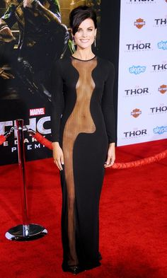 Image result for most inappropriate red carpet dresses