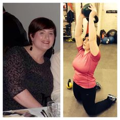 Alison Ridout over 35lbs in 8 weeks at PT Ayrshire